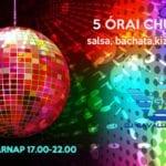 Chili Salsa Tánciskola 5 órai Chupitos Táncparty