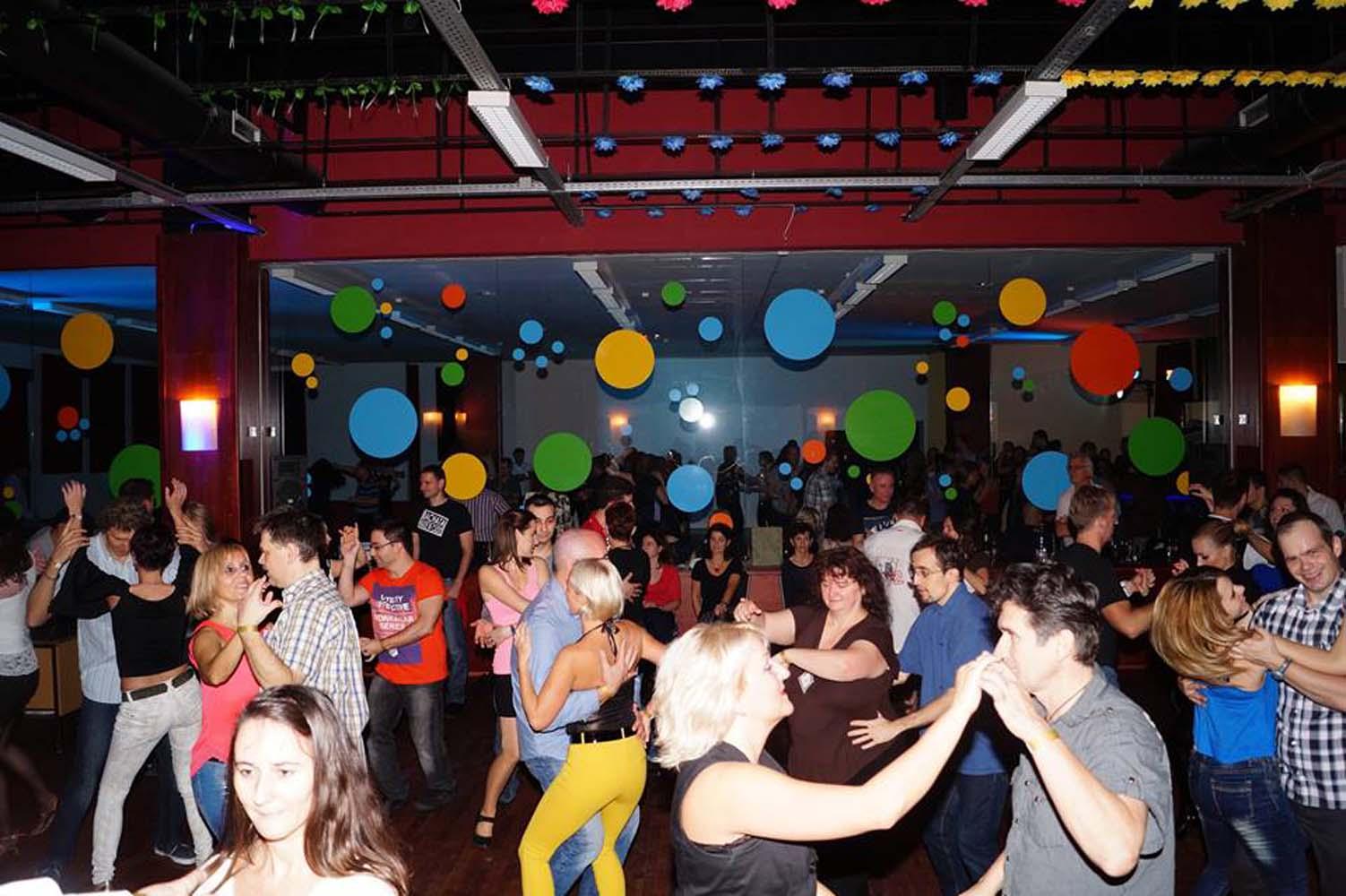 Chili Salsa Tánciskola Szülinapi Buli
